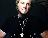 Aerosmith's Joey Kramer & His Skull Rosary