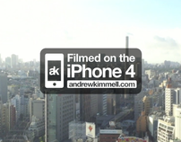 AK Mobile - Japan 2010 [iPhone 4 vid]