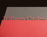 Caslon Booklet Design