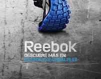 Gráfica - Reebok
