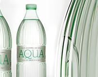 AQUA. Natural mineral water