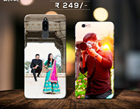 Grab Best Mobile cover Printing Online India at Beyoung