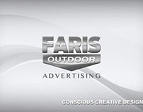 FARIS OUTDOOR | LOGO & WEB DESIGN
