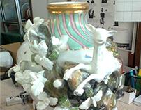 Vase repair @Wrightway Studios