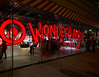 Target Wonderland Holiday Event NYC