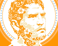 Houston Dynamo - Brian Ching Poster