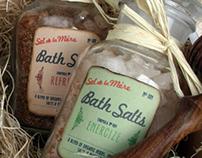 Sel de la Mere Bath Salts - Emotive Packaging