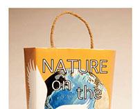American Eagle Shopping Bag