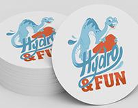 Hydro&Fun logo