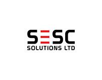 SESC SOLUTIONS LTD LOGO DESIGN