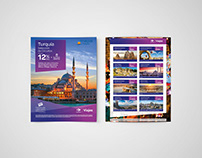 Flyer A4 Design Turquía