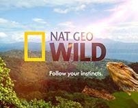 NatGEO Wild - Python Hunters Promo Graphics