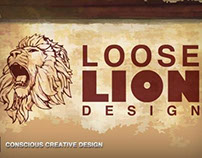 LOOSE LION DESIGN | LOGO CONCEPTS