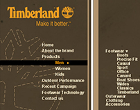 Timberland Egypt UX Design Option