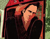 Nick Cave Portrait