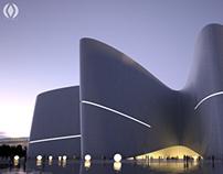 Marina Bay Opera