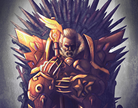Game of Thrones x Overwatch