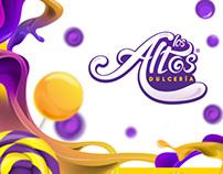 Los Altos / Brand Identity