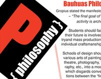 Bauhuas Design