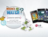 Ações Promocionais LG