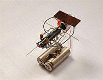 Tiny Solar Blinking Bot (TSBB)