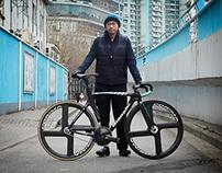 Rider Profile: Martin