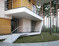 Gorki House (Atrium)