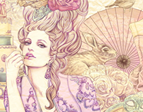 Marie Antoinette Collection