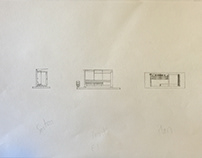 Curtin Uni BAS110 & BAS115 Assessment 1B Drawing Set