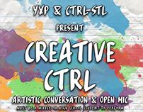Creative CTRL Flyer