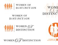 BGSU Women of Distinction Awards Logo