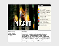 Website: Tidskriften Pilgrim (2002-2009)