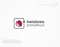 Kwiaciarnia internetowa / logo