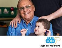 5x1000 Lega del Filo d'oro website