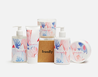 Frondly Packaging Design