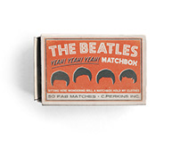 Songs as Vintage Matchboxes