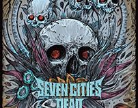 Seven Cities Dead Metalcore Wisconsin (US)