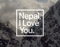 Nepal, I Love You. | STRUCK + Camp4 Collective