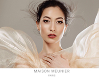 Advertising campaign for Maison Meunier Paris