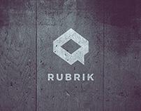 Branding // Rubrik