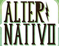Alternativo Fest 2013 - Proposed design