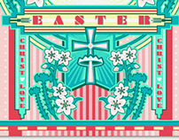 Easter Invite for Postmark by Evite