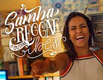 SAMBA, REGGAE E OUTRAS VIBES | Ju Moraes