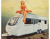 Yorkshire Caravans A6 Invitation