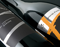 Corporate identity of a winery