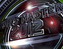 Darts MASTERS 2012