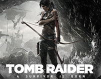 Tomb Raider Foursquare