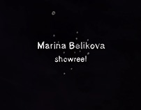 Animation Showreel by Marina Belikova