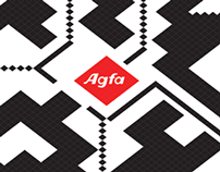 Agfa posters