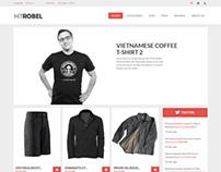 MT Robel, Magento Minimalistic Apparel Clothes Theme